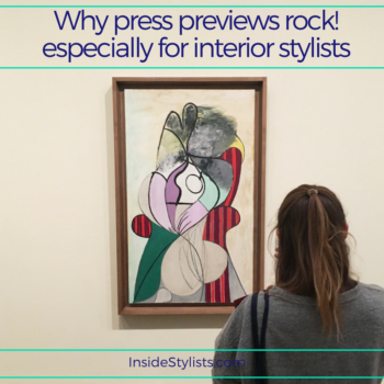Tate Modern Picasso Interior stylists