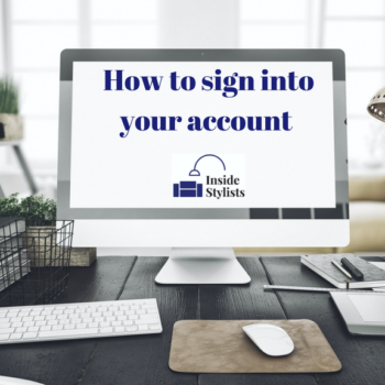 sign into account