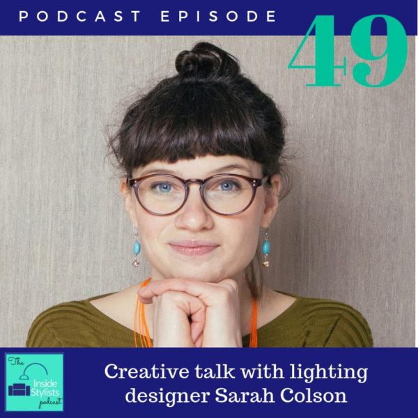 Sarah Colson lighting designer