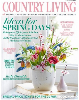 Country living Hearst magazines