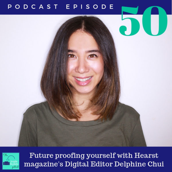 Podcast with Delphine Chui