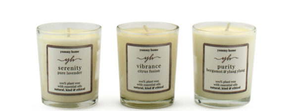 Yummy Home for your natural home scents