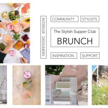 Interior stylists & interior designer Brunch at Hello Darling