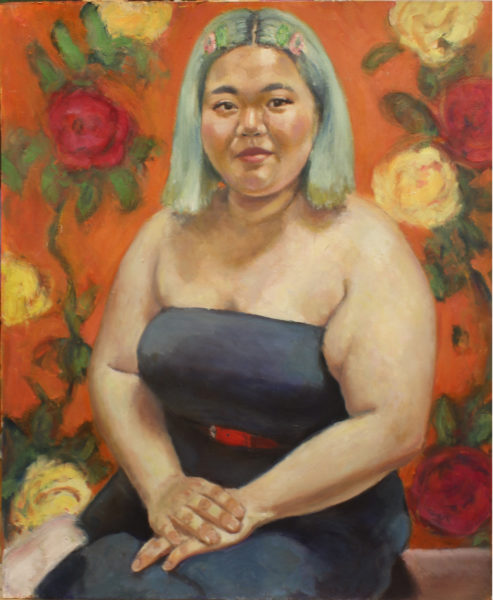 Caroline Wong artist inside stylist