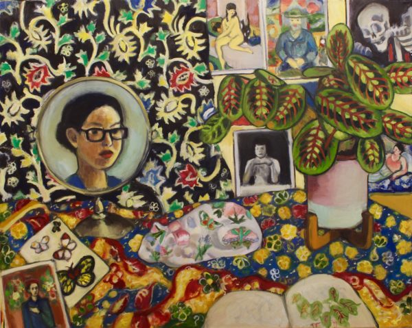 Caroline Wong artsist