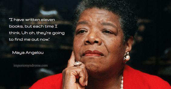 Maya Angalou quote
