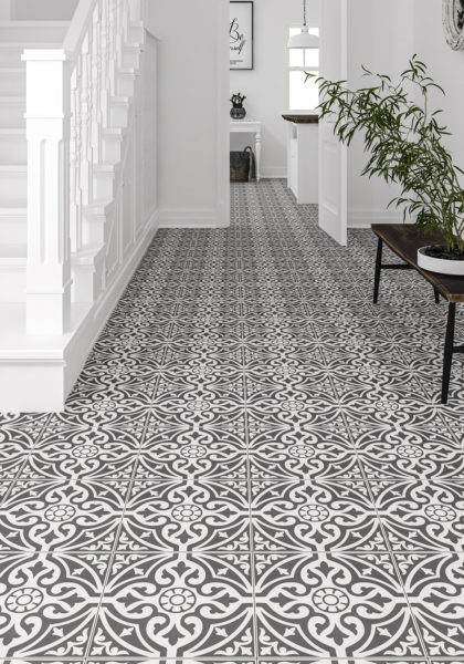 Ton of Tiles for patterned tiles