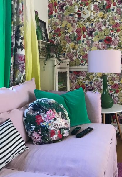 How to find your personal style with a splash of colour and pattern with Ju De Paula