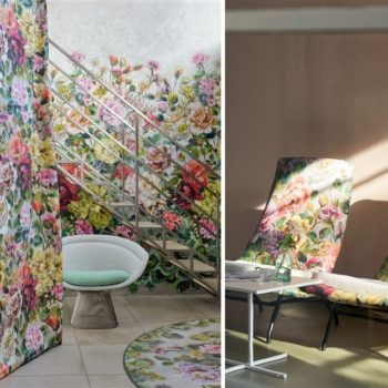 Designers Guild Fabric and wallpaper trends from UK Design week 2020
