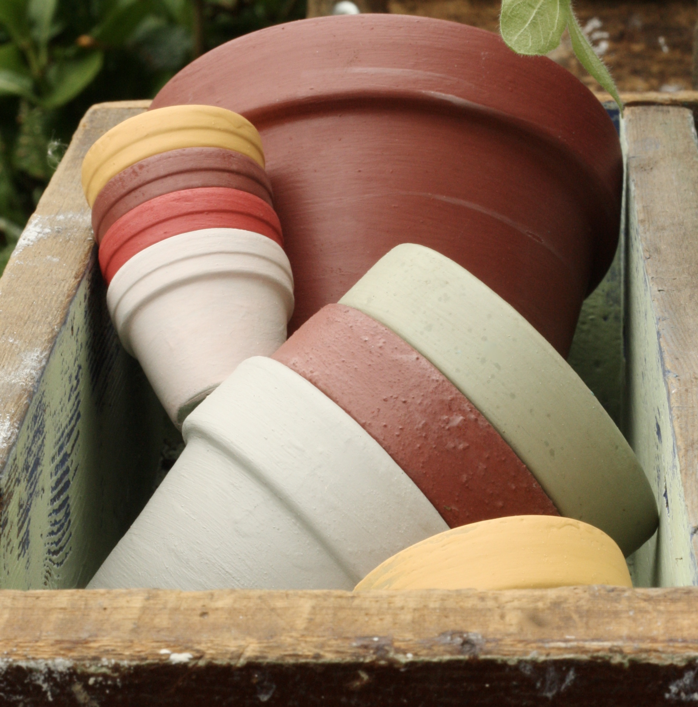 How to use chalk paint outside with Annie Sloan paints