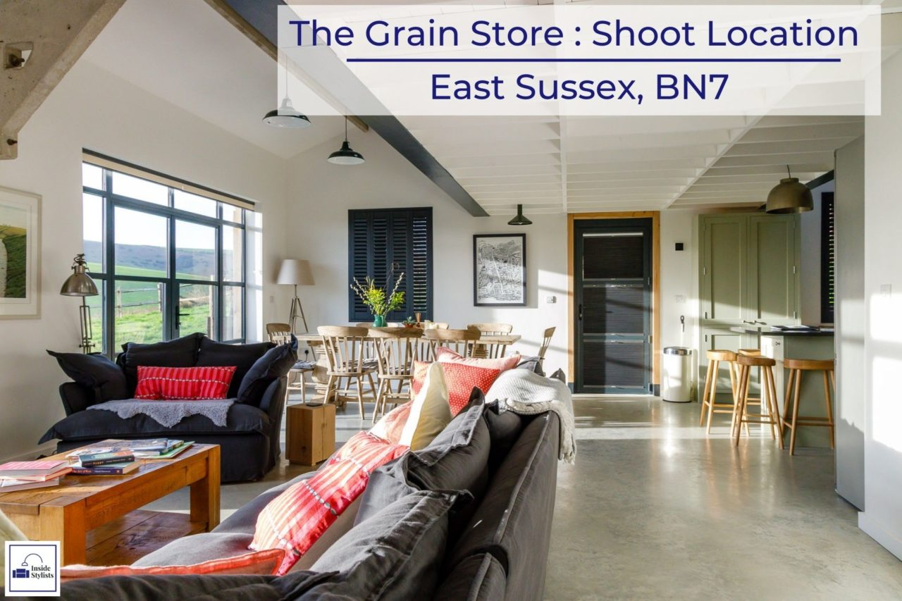 The Grain Store Lewes Shoot location