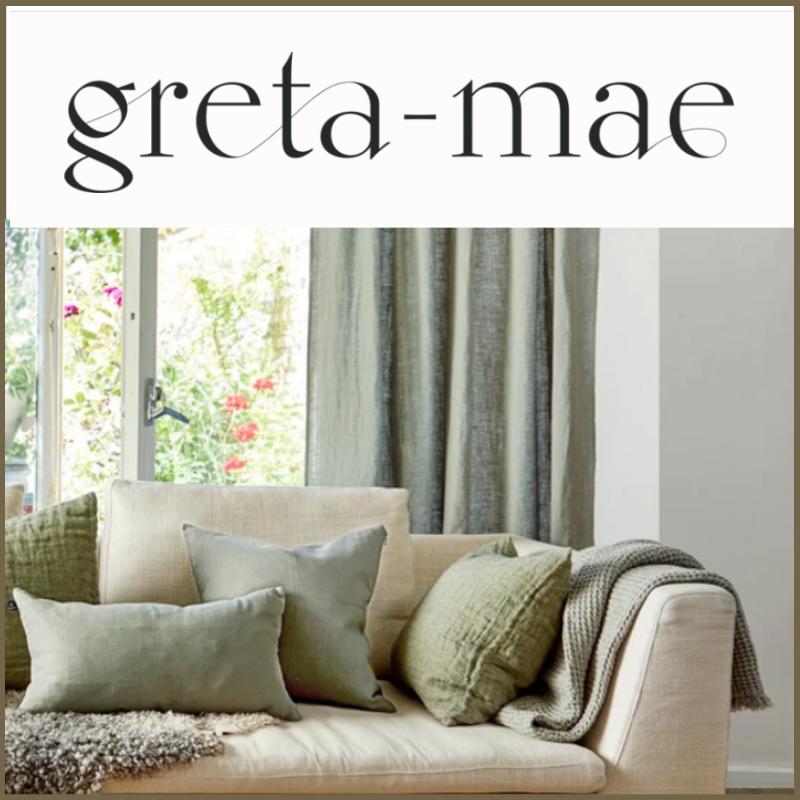 Greta Mae Living Press images