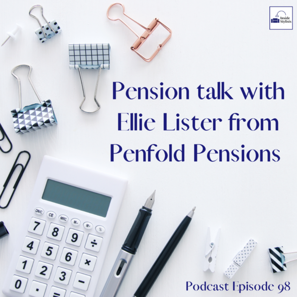 Pensions chat with Ellie Lister from Penfold Pensions